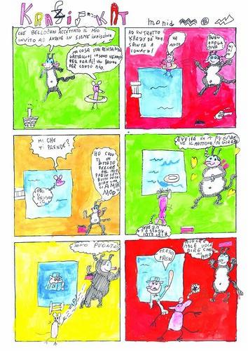 Krazy Kat tribute by Italian schoolchildren - page 6