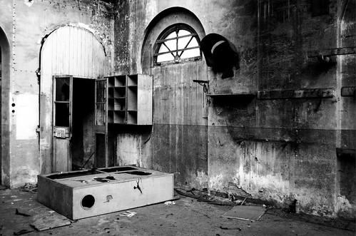 Falegnameria abbandonata / Abandoned Saw Mill II