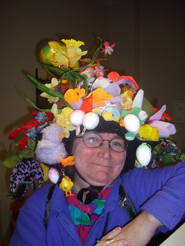 Bev the Hat Lady