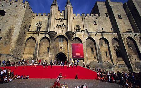 Festival de Avignón, Francia