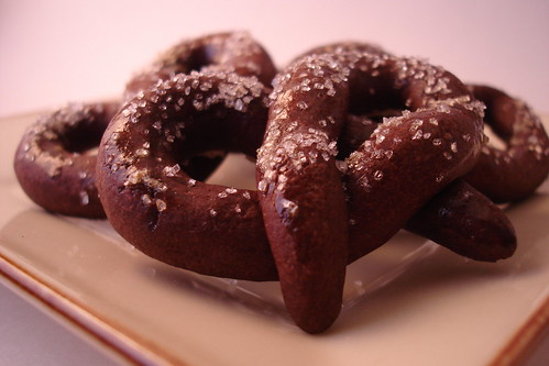 Chocolate Pretzel