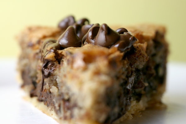 Chocolate Chip Cookie Pie… Oh My! « bakerella.com
