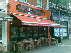Picture of Crepe Parisienne, W4 1PU