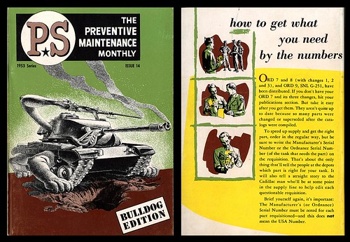 Preventive Maintenance Monthly Issue 14, 1953 (Will Eisner)