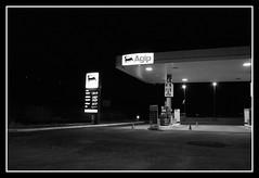 Benzina quanto mi costi? (Christian Demma) Tags: bw white black station bar night canon eos diesel blu super pb bn christian e da di service te stazione bianco nero fai 1415 nafta gpl servizio pompa distributore senza agip benzina pompe 1477 fuell gasolio 1432 1465 benzinaio 400d canoneos400d demma benzinaro christiandemma