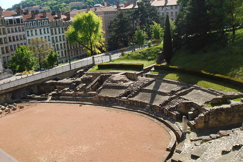 Thumbnail from Amphitheatre of the Three Gauls