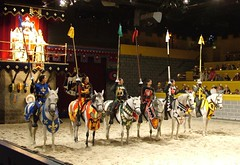 Medieval Times Show3 (Helena Pugsley) Tags: usa florida medievaltimes flickrchallengegroup flickrchallengewinner