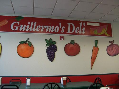Guillermo's Deli