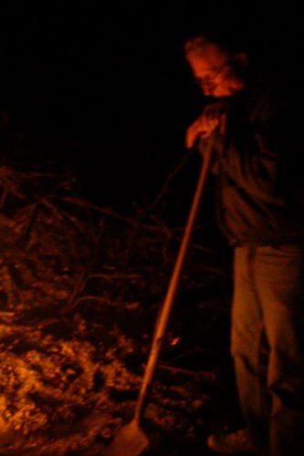Tending The Fire