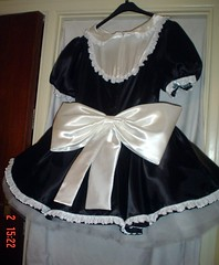 For Sparkle 08 (Emma.lovelace) Tags: french dress sissy maid