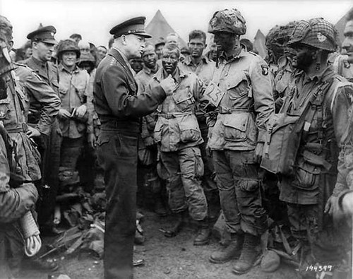 Eisenhower Paratroopers D Day