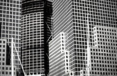 Lego Land (CiaoChessa) Tags: city nyc urban blackandwhite bw ny newyork abstract geometric nikon downtown cityscape manhattan shapes wb legos batteryparkcity worldfinancialcenter legoland whiteandblack d300 ilovenewyork ciaochessa monicalshulman copyrightmonicalshulman sometimesiseeinblackandwhite wheniwalkaroundnyiseeshapeslinesshadowscurves batteryparkisaseaofsceneslikethissetagainstabeautifulriverandgorgeousgreenparks