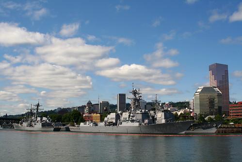 Fleet Week Portland