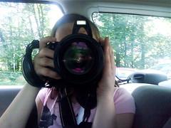 Behind the big lens at Flickr.com