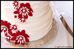 2593360669 651e595e39 m Baú de ideias: Casamento vermelho e branco