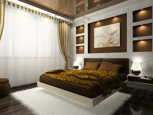 A Comfortable Bedroom