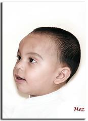Afraaz (Muzammil (Moz)) Tags: boy baby muzammilhussain afraazhussain