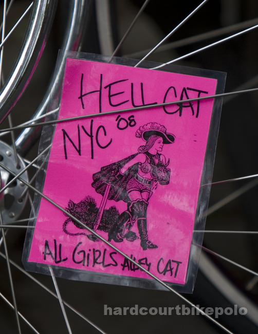 hell cat alleycat spokecard