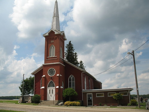 St. James Evangelical Lutheran Church, Gads Hill