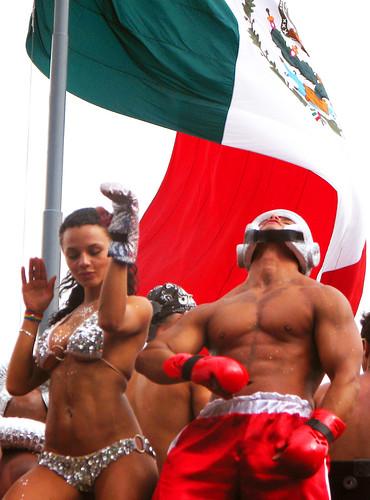 Orgullo Gay En El Zócalo