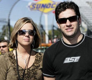 elliott sadler and amanda prince