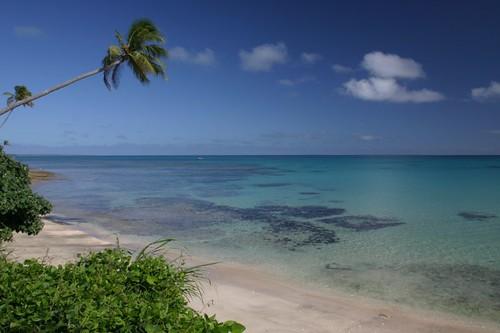 Lifuka Island, Tonga.