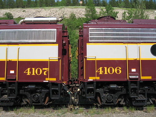 Locos, Royal Canadian Pacific