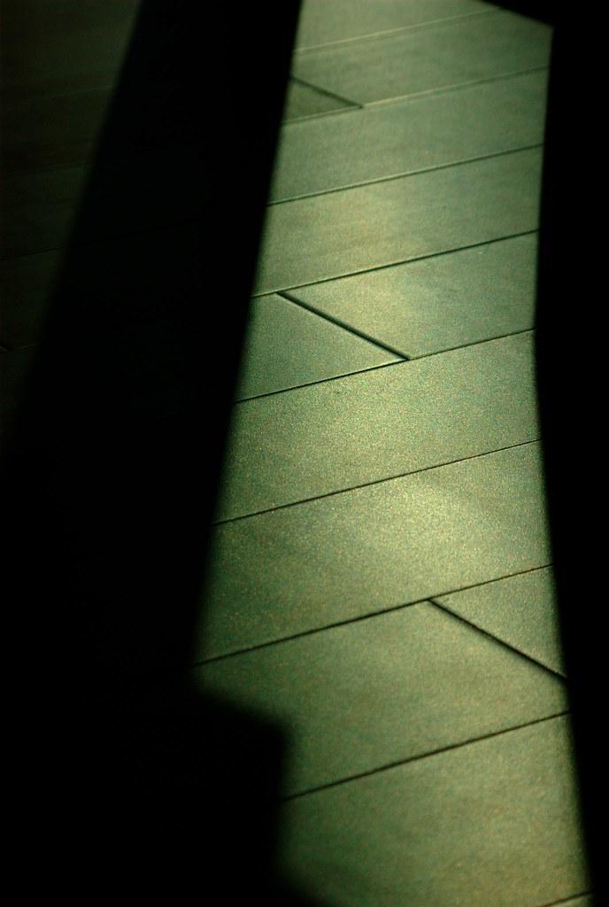 Bamboo floor slats