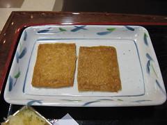 Mitsuwa Marketplace: Ajitsuke age - from Sanuki Sando Udon