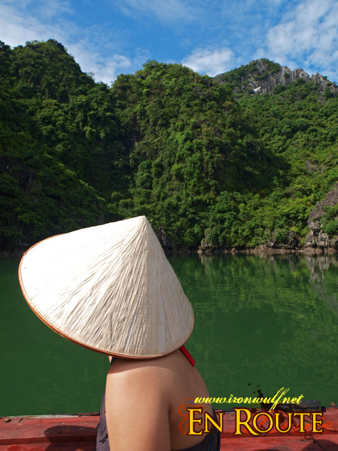Ha Long Bay Conical Hat Wanderer