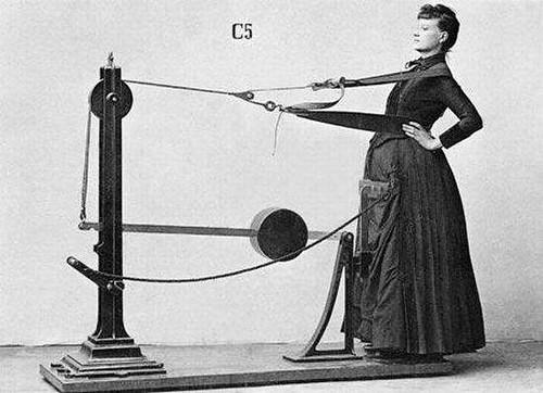 1800's Fitness 7
