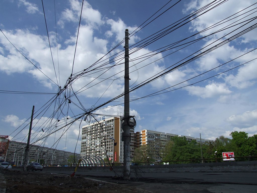 The World\'s Best Photos of bucuresti and wires - Flickr Hive Mind