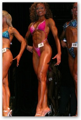 Alicia Marie in Competition