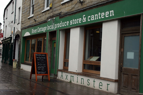 River cottage store Axminster