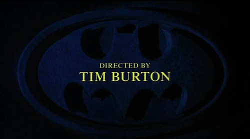 Batman- by Tim Burton