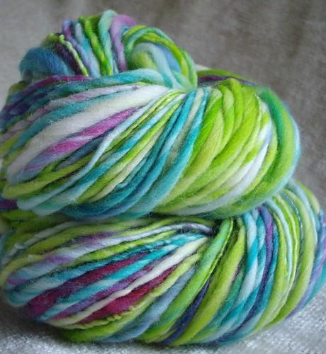 Fabulous! handspun yarn