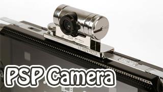 PSP камера