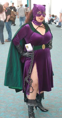 Comic Con 2008: Classic Catwoman
