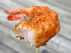 Coconut Shrimp (LisaHong) Tags: food coconut shrimp bbq