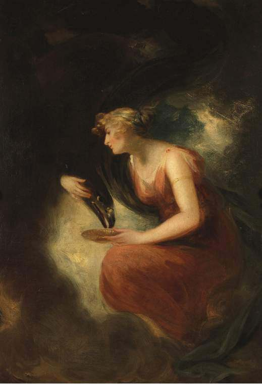 hebe feeding jupiter's eagle