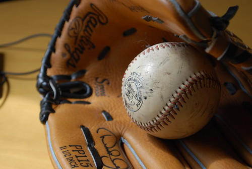 descriptive essay baseball glove The game of baseball can infect anyone who watches long enough baseball is a game of happenstance: from one pitch to the next it cannot be predicted, and it is this.
