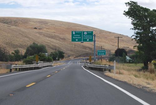 US 12 @ SR 127