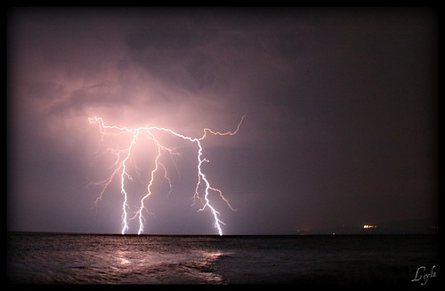 Gear Diary Proven True! Lightning Doesnt Strike the Same Place Twice photo