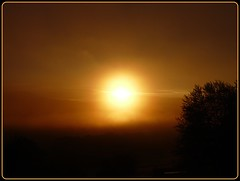 magischer Sonnenaufgang - magical sunrise (NPPhotographie) Tags: morning sun art nature sunrise germany magic creative cologne magical oberberg platinumphoto anawesomeshot diamondclassphotographer colourartaward goldstaraward vanagram davincitouch