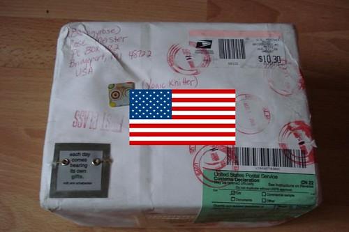 parcel no address showing