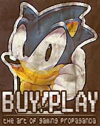 BUY!PLAY ~ The Art of Gaming Propaganda ~
