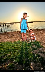 (jcarrionphoto) Tags: sunset españa miguel atardecer sevilla andalucía spain sigma seville sunrises maría d300 nikonistas strobist yorch lighting102 nikond300 dehesalapuebladelrío