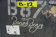 Beach Boys roadcase close (roadieshow) Tags: show lighting girls music hot classic rock sex keys marquee drums lights fan dance concert singing audience theatre bass guitar good live stage band pass jazz blues gear drugs microphone backstage setlist groupies laminate foh roadie truss roadcase roadieshow stageplot