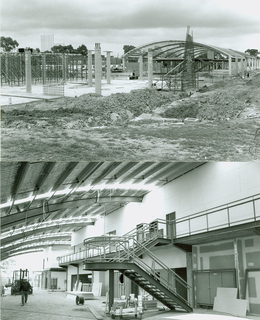Manufacturing Industry Training Centre construction 1995