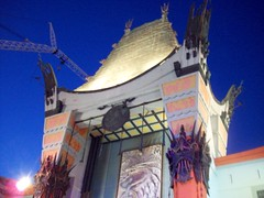 Mann's Chinese theater (legogrrl4) Tags: architecture stars los theater angeles chinese hollywood manns